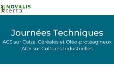 Invitation Journées Techniques ACS des mardi 1er juin et vendredi 4 juin 2021